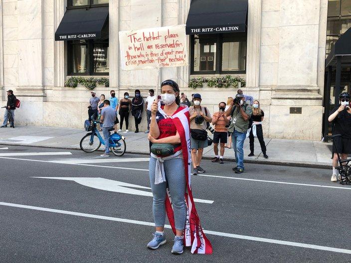 Philadelphia George Floyd protests