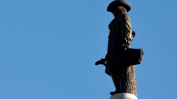 Carroll - William Penn Statue