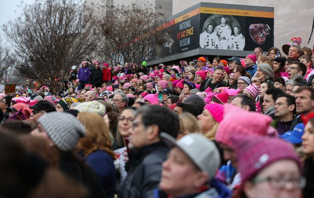 national women's march