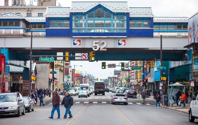 Carroll - 52nd Street Market Frankford Station