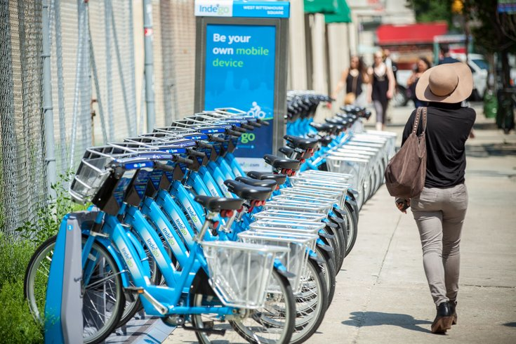 0c825adb781 Study: Where and when do Indego commuters ride? | PhillyVoice