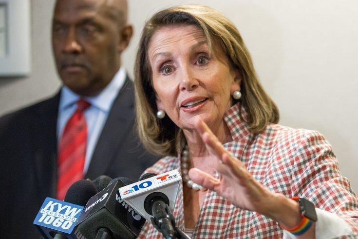 Carroll - Nancy Pelosi
