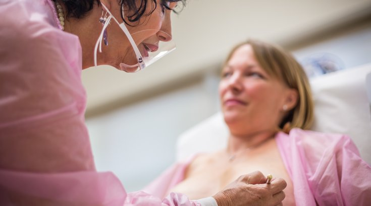Carroll - Areola Tattoos at Beau Institute after Mastectomies