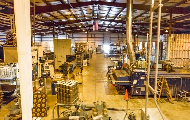 Carroll - Keg Manufacturing at American Keg Company