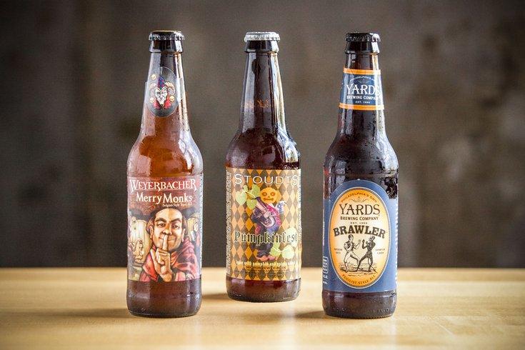 Carroll - Autumn Beers