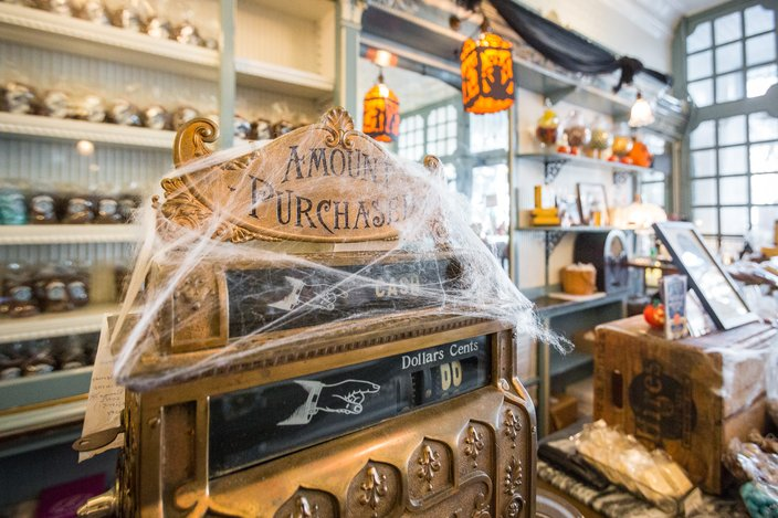 Haunted Tours At Shane Confectionery Phillyvoice