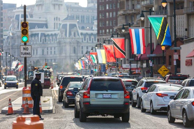 Carroll - SEPTA Strike Traffic Commuting