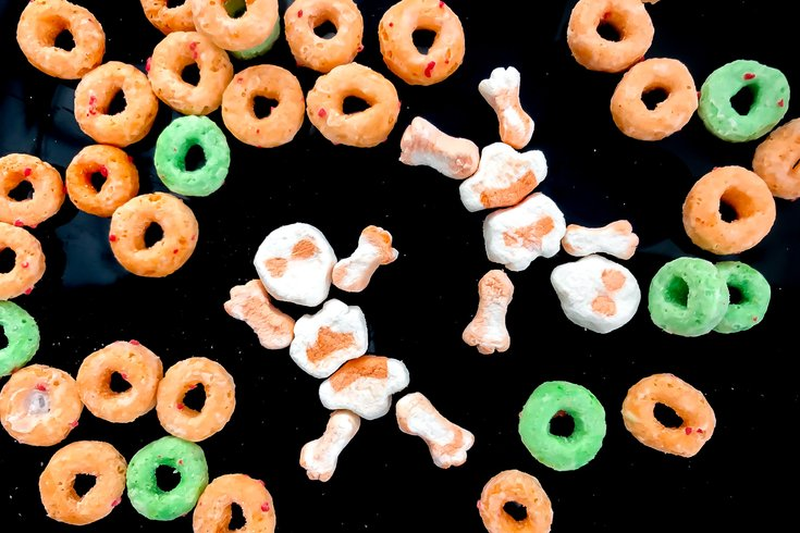 Carroll - Bad For You Halloween Cereal