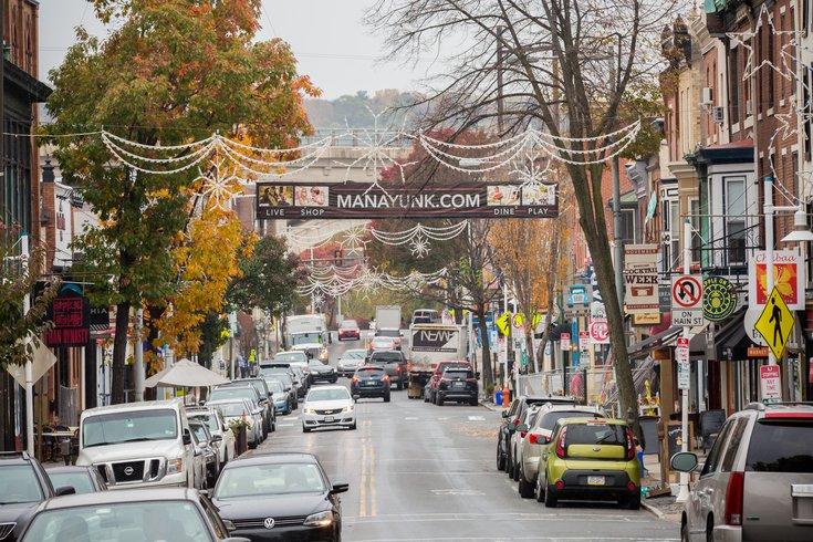 Carroll - Manayunk Main Street