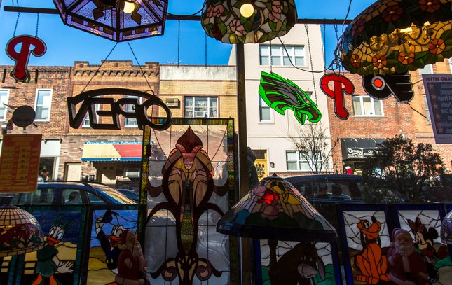 South philly stained glass
