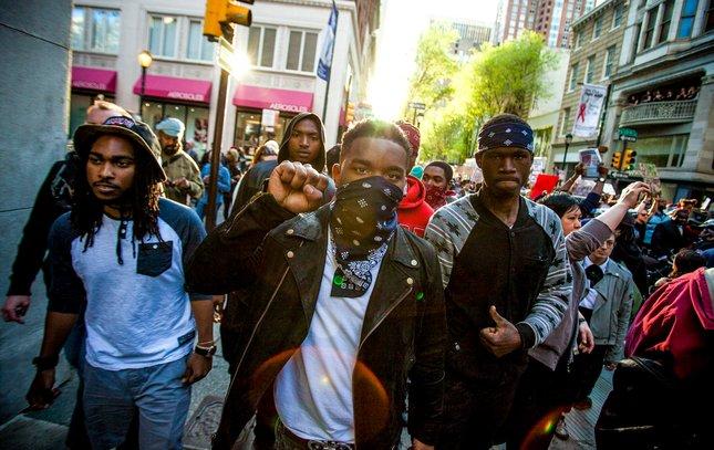 Carroll - Black Lives Matter Protest
