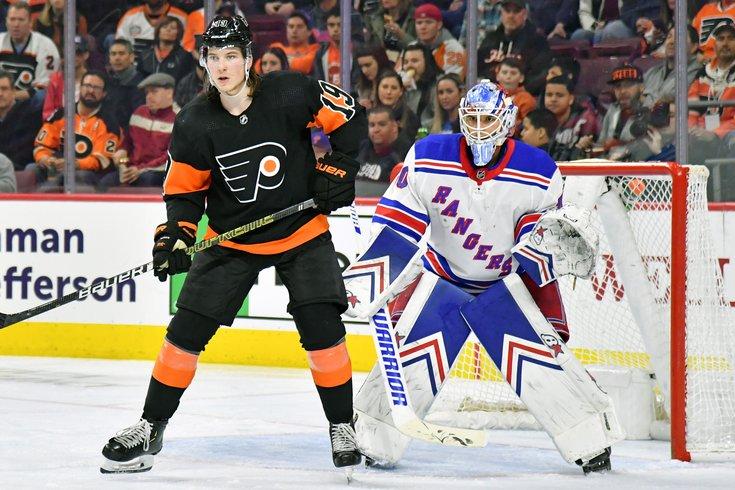 Flyers NHL Nolan Patrick Managing Migraines