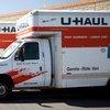 U-Haul truck lineup