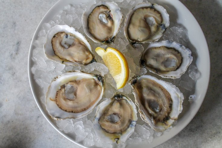 Oyster House celebrating National Oyster Day