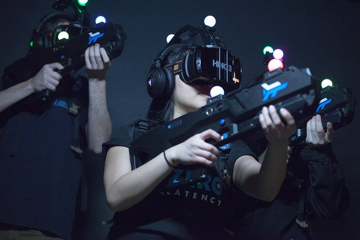 Zombie Shooter Virtual Reality Arena Planned For Philly Phillyvoice
