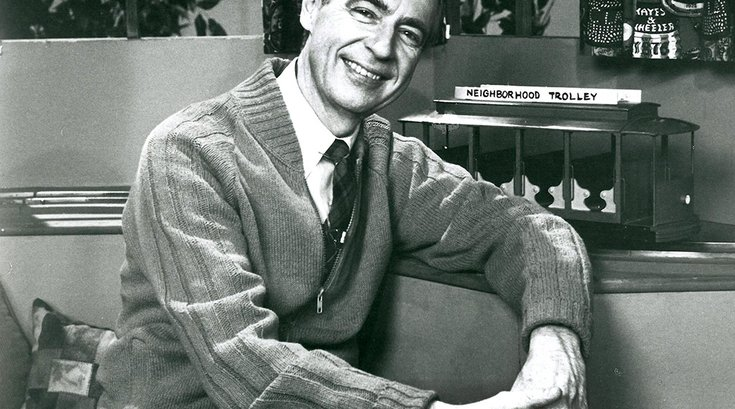 Mister Rogers 143 day