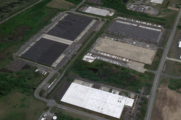 Active shooter situation ongoing at UPS warehouse in