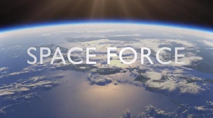 Space Force Netflix