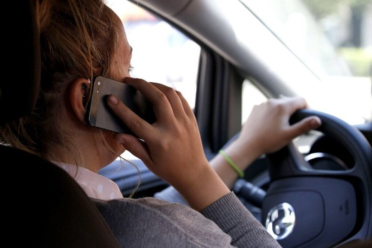 Pennsylvania House talking cellphone ban
