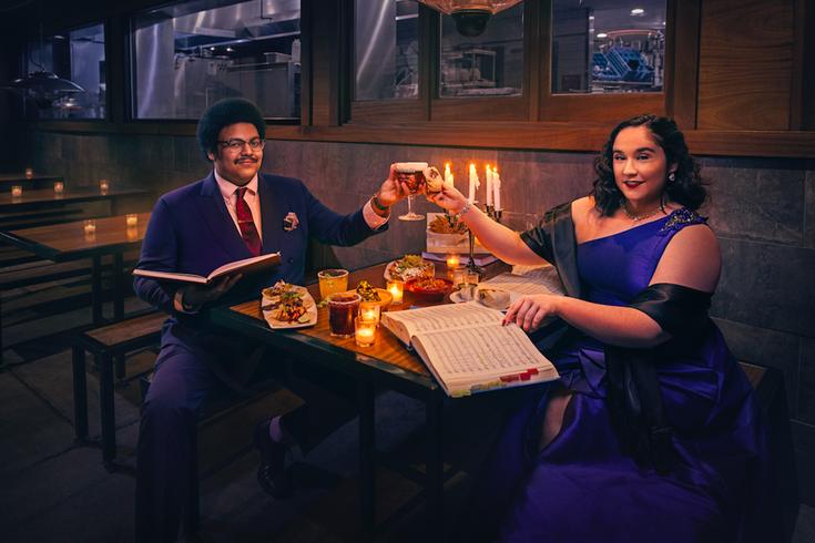 Pistola's dinner and opera show
