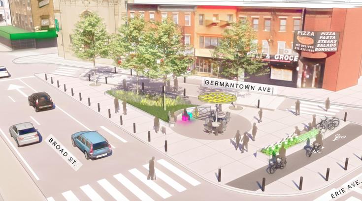 Broad Erie Germantown Design
