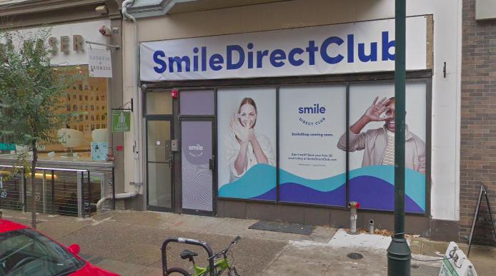 SmileDirectClub teeth-straightening