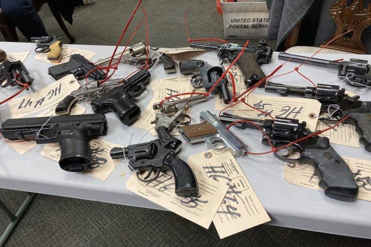 Gun Buyback Philly Groceries