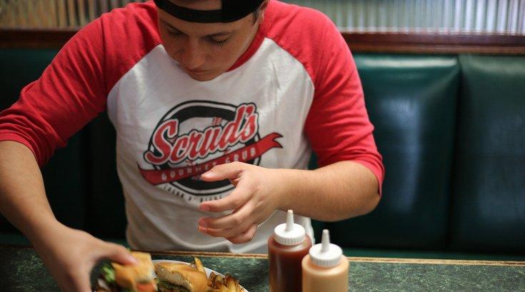 Teens Junk Food