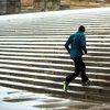 Carroll - Snow in Philadelphia Running