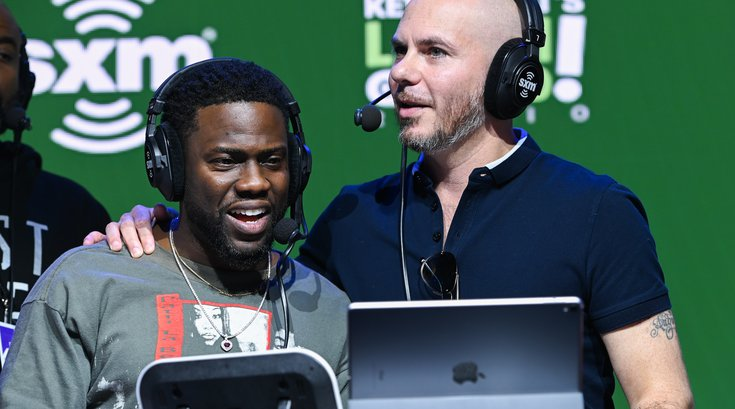 kevin hart podcast