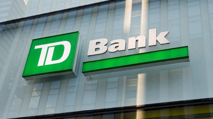 TD Bank closings