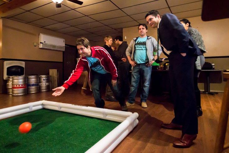 Carroll - Indoor Bocce League Urban Saloon