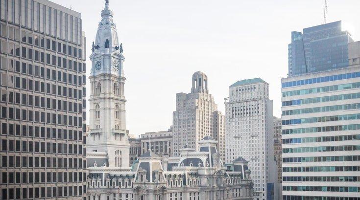 Stock_Carroll - Philadelphia City Hall Center City