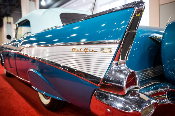 Gallery Photos From The Philly Auto Show PhillyVoice - Philly car show 2018