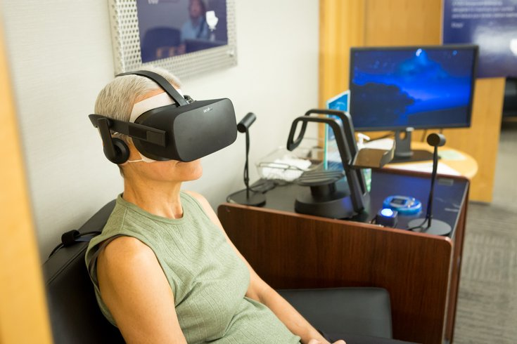 Carroll - Penn Radiation Oncology Virtual Reality