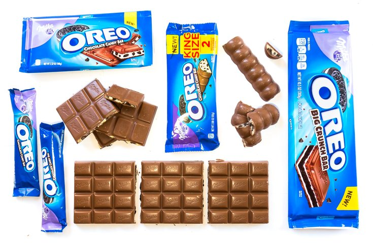 bad for you oreo chocolate candy bar and big crunch bar phillyvoice
