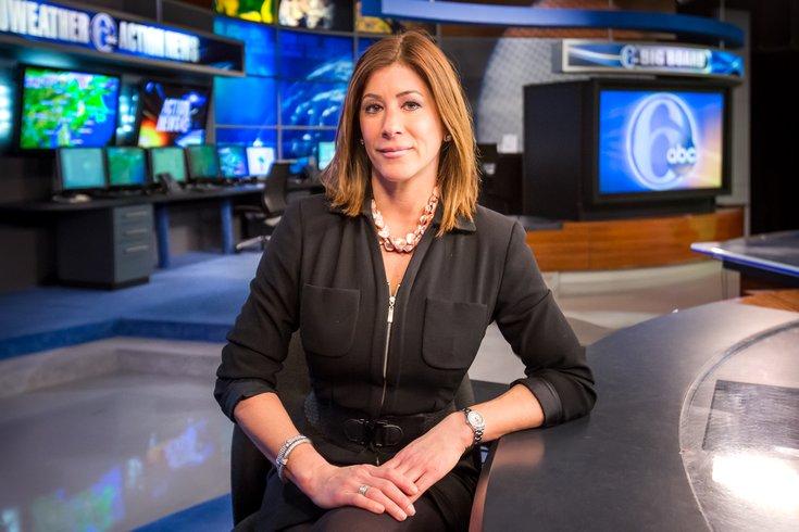 Carroll - Wendy Saltzman of 6ABC