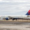 Stock_Carroll - Delta plane at the Philadelphia International Airport