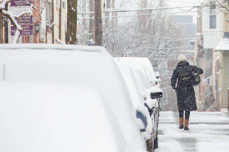 Carroll - Snow on Cars