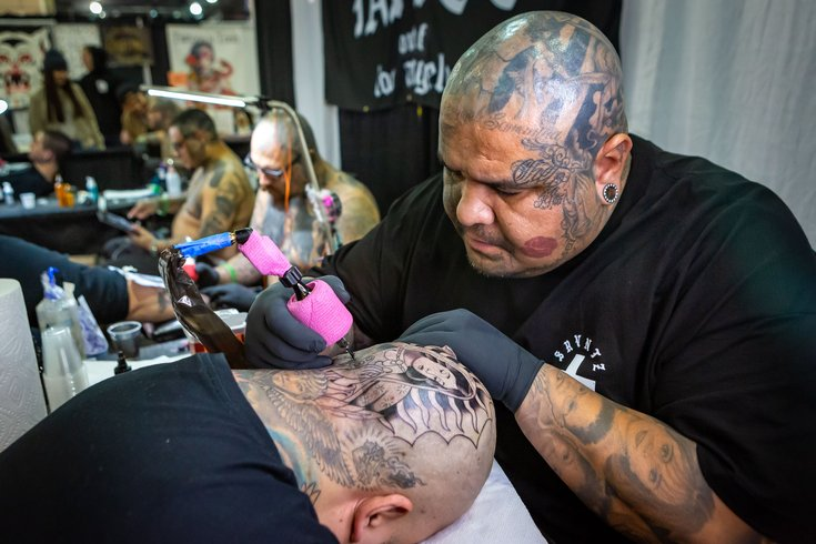 Carroll - 2019 Tattoo Arts Convention