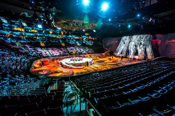 cirque du soleil toruk  Gallery: Behind the scenes at Cirque du Soleil's 'TORUK - The First ...
