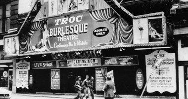 Historic Trocadero Photos