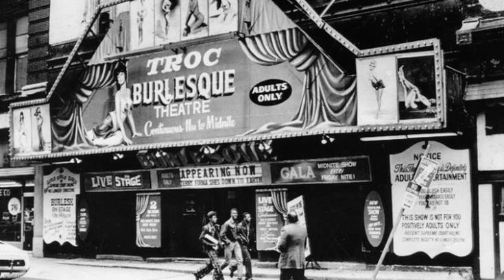 Historic Trocadero Photos