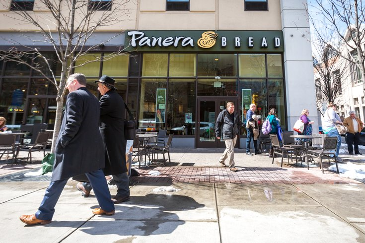 Panera Bread 12 and Arch _ Carroll