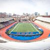 Carroll - Panorama of Franklin Field at the University of Pennsylvania