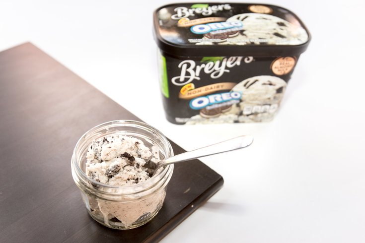 Carroll - Bad For You Breyer's Non-Dairy Ice Cream
