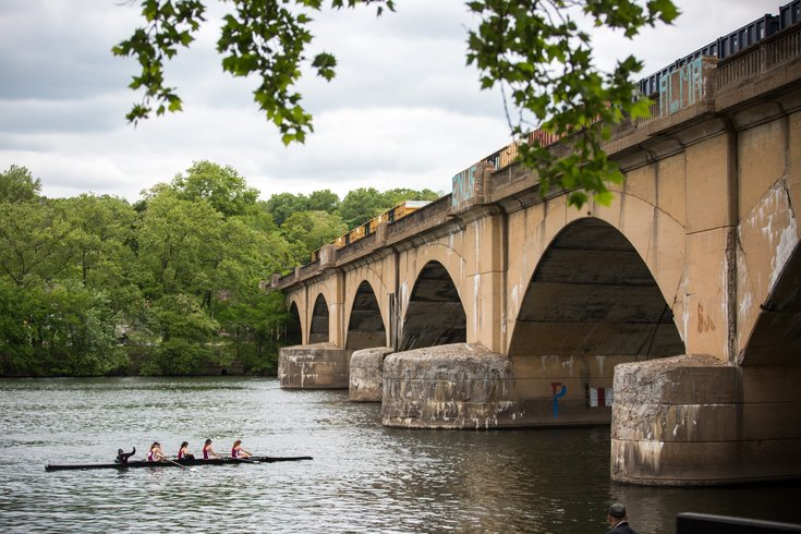 Carroll - Dad Vail Regatta Schuylkill River
