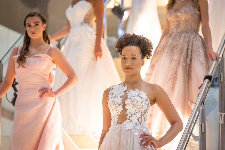 Carroll - Modern Luxury Weddings Magazine launch party