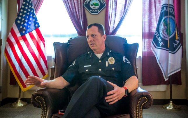 Carroll - Camden Police Chief