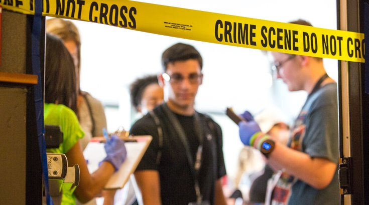 Carroll - CSI Camp Stockton University